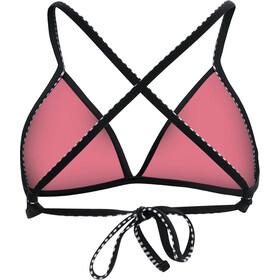 Dolfin Solid Haut de bikini triangle Femme, black
